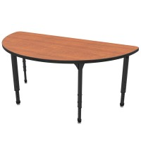 "60"" Half-Round Apex Table by Marco Group - 38-2278"