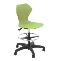 Apex™ Gast Lift Task Stool by Marco Group - 38203-32BK-A