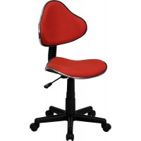 Fabric Ergonomic Task Chair - 5 Seat Options