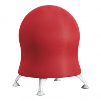 Zenergy™ Ball Chair, Crimson-CI
