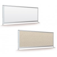 Desktop Privacy Panels - Select Surface and Size