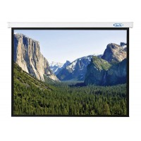 HamiltonBuhl 76x57 Innsbruck VDSR8072 - Matte White Fabric - Video Format Electric Projector Screen - VDSR8072