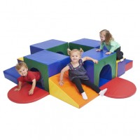SoftZone® Tunnel Maze - ECR4KIDS - ELR-0837