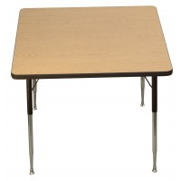 Allied Plastics F500 Series Square Activity Tables
