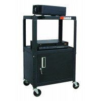HamiltonBuhl Steel Cart, Adjustable with Electric - Multiple options
