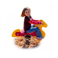 UPlayToday 02-07-0053 Horse Spring Rider Kit