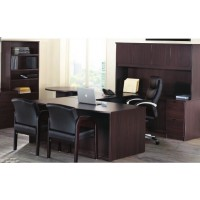Prominence Office Suite Ensemble in Espresso - Choose Components
