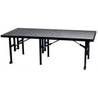AmTab Stage and Seated Riser - Carpet Top - Multiple Sizes
