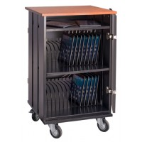 Oklahoma Sound Tablet Charging & Storage Cart - TCSC-32