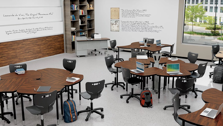 Collaborative STEM Classroom