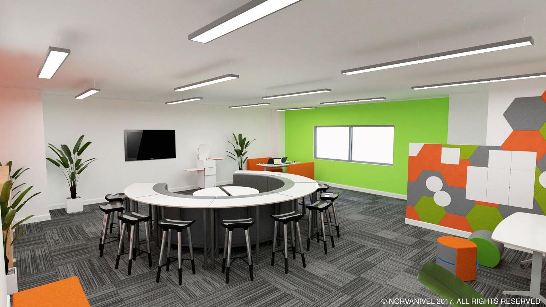 Collaborative Tech Classroom