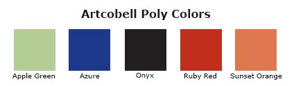 Artcobell BLOC and STP Colors