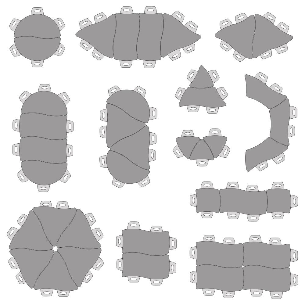 Balt Creator Table Configurations