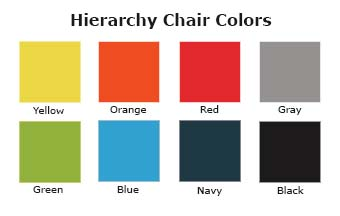 Hierarchy Chair Colors