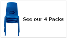 See Our 4-Packs of MyPosture™ Preschool Chairs