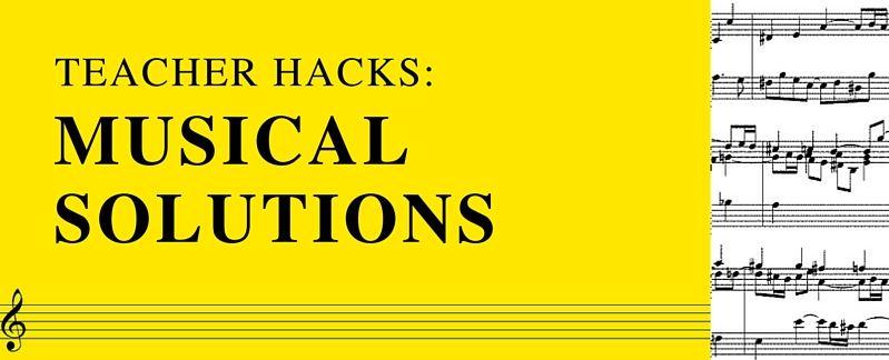 7 Ways Music Helps Teachers in the Classroom