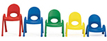 Value Stack Preschool Chairs