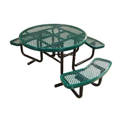 Wheelchair Accessible Outdoor Picnic Tables