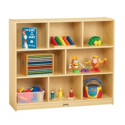Jonti-Craft 0469JC Mega Mobile Single Storage Unit