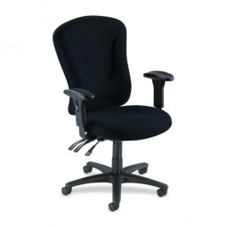 Lorell Accord Series Managerial Task Chair - Various Colors