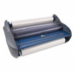 GBC Pinnacle EZload Roll Laminator and Laminating Rolls