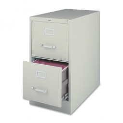 Lorell Vertical Files, 2-Drawer, Legal - 3 Colors