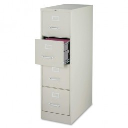 Lorell Vertical Files, Light Gray - Multiple options