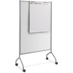 "Safco Impromptu Magnetic WhiteBoard, 42"" x 21½"" x 72"" - Various Colors"