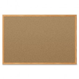 Mead Cork Board, 4' x 3' - Various Colors