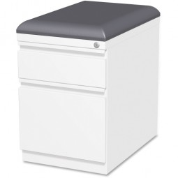 Lorell Mobile Seat Pedestal File - Various Colors