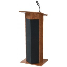 Oklahoma Sound Power Plus Lectern - Select from 2 Finishes