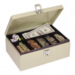 MMF Cash Box with Latch Lock