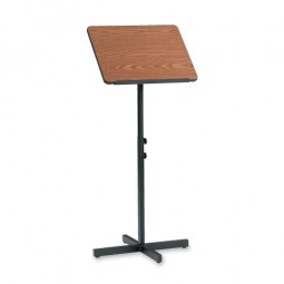 Safco Adjustable Speaker Stand - Various Colors