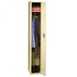 Tennsco Single Tier Locker, without Legs - Various Colors