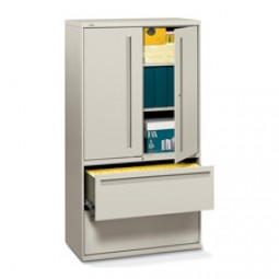 HON 700 Series 2-Drawer Storage Case Lateral Files - Multiple options