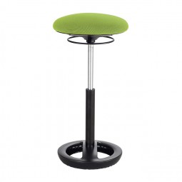 Green Twixt® Active Seating Chair - Extended-Height - Safco Products 3001GN