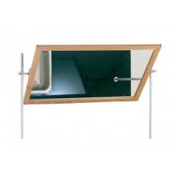 """Mirror for Mobile Demonstration Unit, 34½""""W x 22½""""H"""