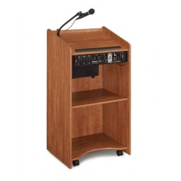 Oklahoma Sound Aristocrat Sound Lectern - Select from 2 Finishes