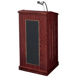 Oklahoma Sound Prestige Sound Lectern - Select from 2 Finishes
