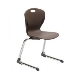 """16""""H B Shell - Artcobell D30B Discover Cantilever Chair"""