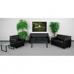 Signature Diplomat Series Reception Set in Black