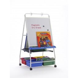 Classic Royal Reading Writing Center 4 Sliding Open tubs - Copernicus RC005