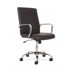 basyx by HON HVST511 Mid-Back Executive Chair