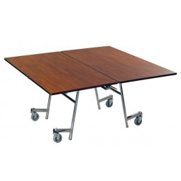 "60"" Square AmTab MSQ60 Mobile Table"
