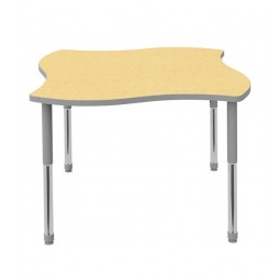 Nova Shape Activity Table by Artcobell DTT-NV60E