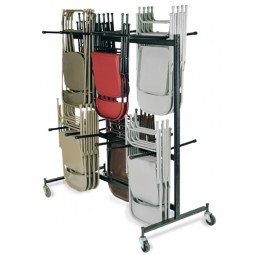 NPS Double Tier Hanging Chair Truck - Holds up to 84 Folding Chairs - 84