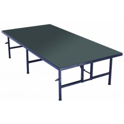 AmTab Stage and Seated Riser - Polypropylene Top - Multiple Sizes