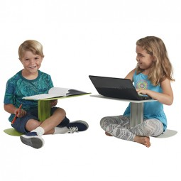 The Surf - Portable Student Desk or Writing Table - ECR4KIDS ELR-15810