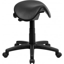 Backless Saddle Stool