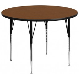 42'' Round Activity Table - 4 Colors Available